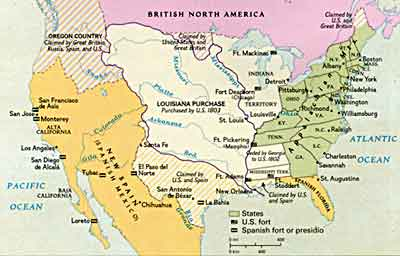 The Expanding Republic And The War Of 1812 Ushistory Org