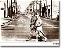 what caused the watts riots 1964