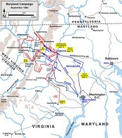 Bloody Antietam [ushistory.org] on