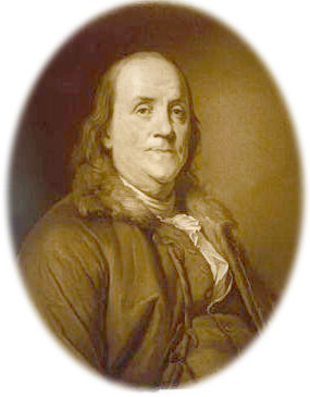 benjamin franklin impact on america