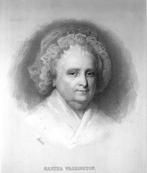 Biography of Martha Washington
